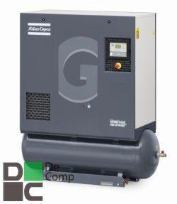 Винтовой компрессор GA 7 - 7 фото
